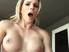 Teen fucked hard shin up Cory Chase in Revenge On Your