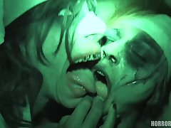 Horror Zombie Porn - Zombie Nurses and Hospital Ghosts - feish threesome