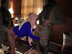 Public arab slave Saloon Working Girl