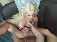 Slutty Anal Wife Cindy Sunlight Gets Ass To Mouth with the addition of Face Fucked