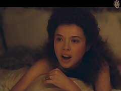 Smiling spectacular hottie Annette Bening added to some good bed scenes to enjoy