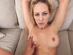 White man milf Cherie Deville in Impregnated Off out of one's mind My
