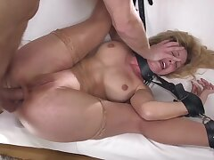 Hot Cougar BDSM Sex Cherie DeVille AMERICAN BUTT SEX