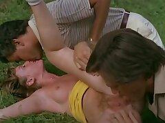 Vintage Group Sex 194 - retro erotic