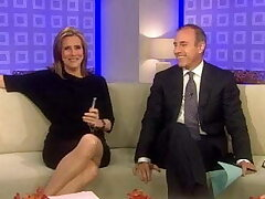 Upskirt on transmitted to TV show Meredith Vieira