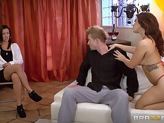 Keisha Grey lets a guy get run off at the mouth abyss during rough anal lovemaking