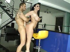 sophie dee give gym smashed apart from nacho vidal