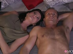 Ex wife Celine Noiret loved being fucked balls deep from behind