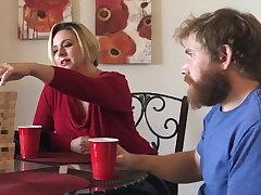 Aunt & nephew's holiday mishap
