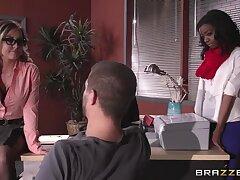 Teacher Knows Breast