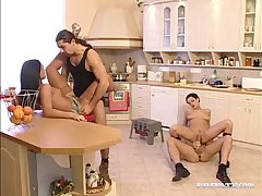 Private.com - Michelle Wild In An Group Fucking With double penetration - ANALDIN