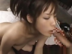 Oriental slut loves cock increased by toys to have sexy fun with
