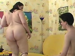 cute young deepthroat loving bbw teen gets extreme deep fisted and fucked by the brush boyfriend