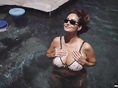 Hot MILF Ava Addams Brutal Sex Clip